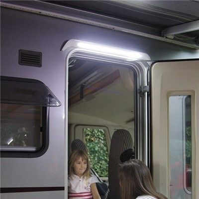 Fiamma LED Awning Light Gutter Caravan Campervan Motorhome Lights